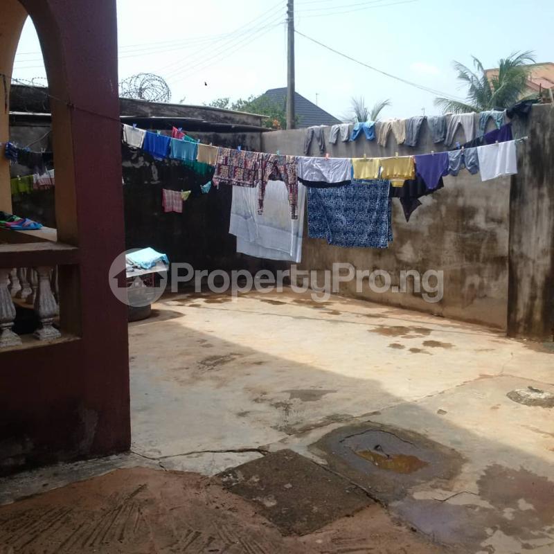 3 bedroom Blocks of Flats for sale Along, Olubiyi Ajapa Close, Behind Ile Ibadan Bus Stop, Isuti Road, Egan Shasha Alimosho Lagos - 1