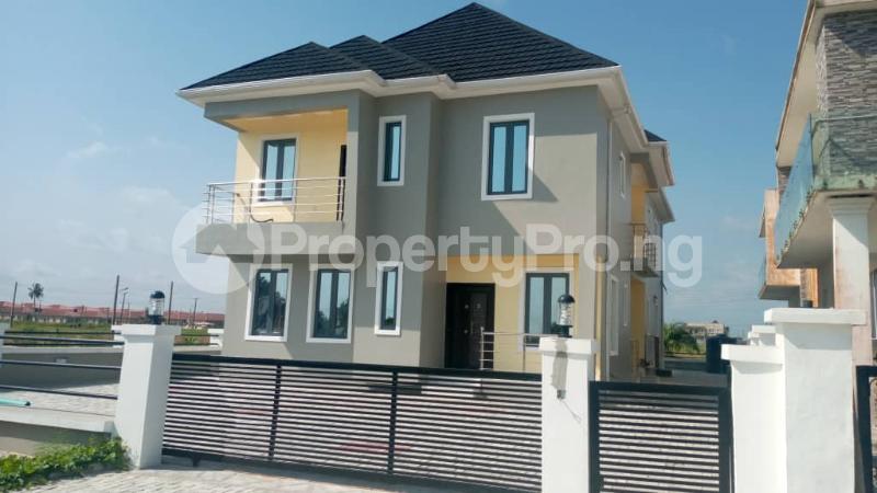 4 bedroom Detached Duplex House for sale bogije Ibeju-Lekki Lagos - 1