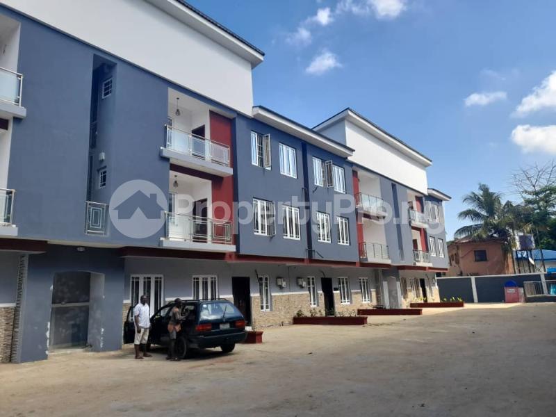 4 bedroom Flat / Apartment for sale Ilupeju Estate Coker Road Ilupeju Lagos - 0