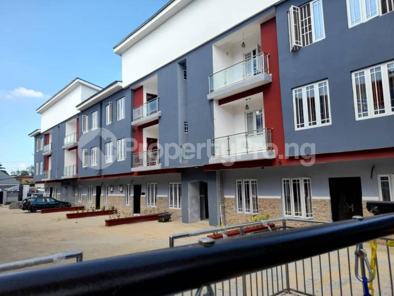 4 bedroom Flat / Apartment for sale Ilupeju Estate Coker Road Ilupeju Lagos - 1
