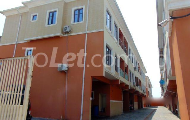 4 bedroom House for rent Cruz Garden Ikate Lekki Lagos - 4