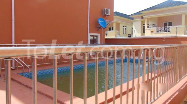 4 bedroom House for rent Cruz Garden Ikate Lekki Lagos - 19