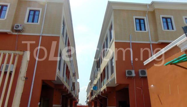 4 bedroom House for rent Cruz Garden Ikate Lekki Lagos - 1