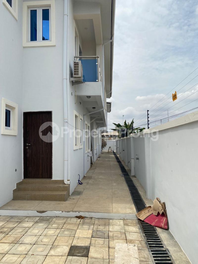 4 bedroom Semi Detached Duplex for rent Abiodun Akerele Bodija Ibadan Oyo - 9