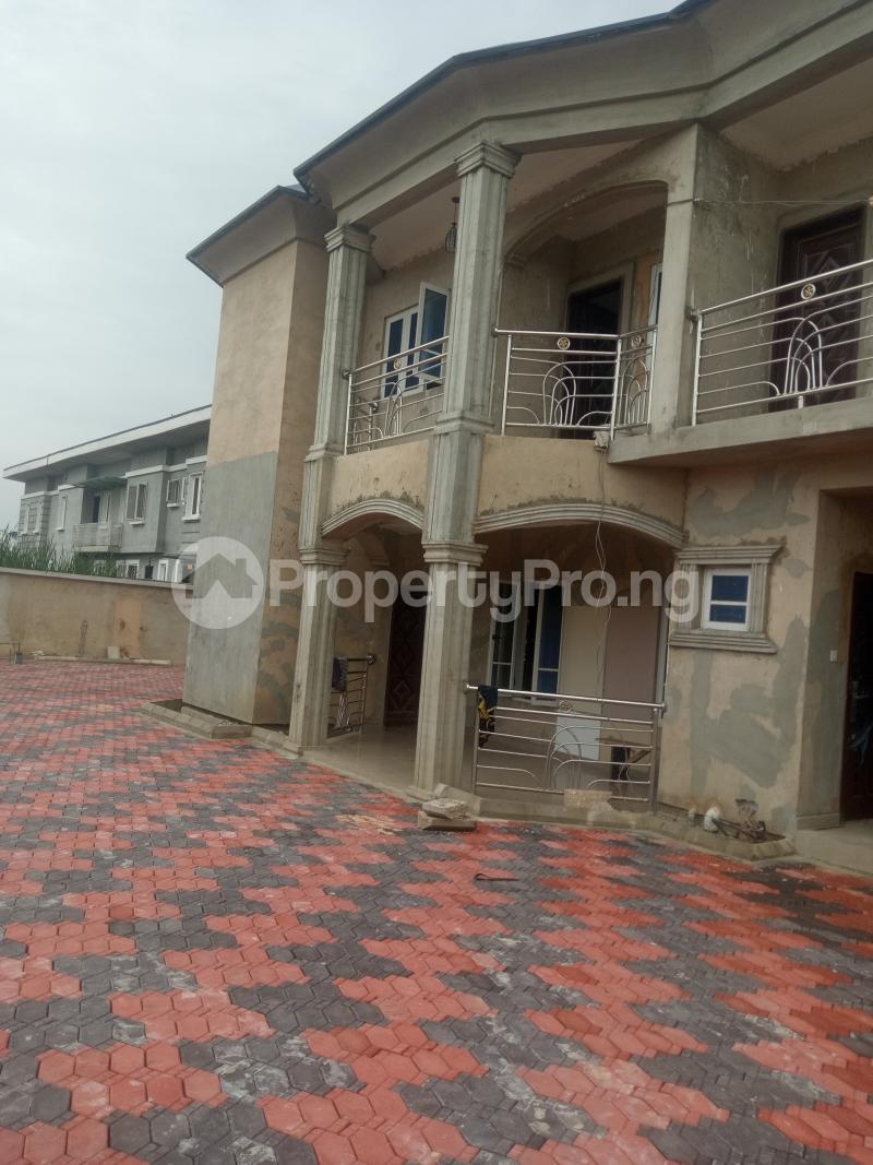 2 bedroom Flat / Apartment for rent Off Beach Estate Ogudu Orioke Ogudu Ogudu-Orike Ogudu Lagos - 0