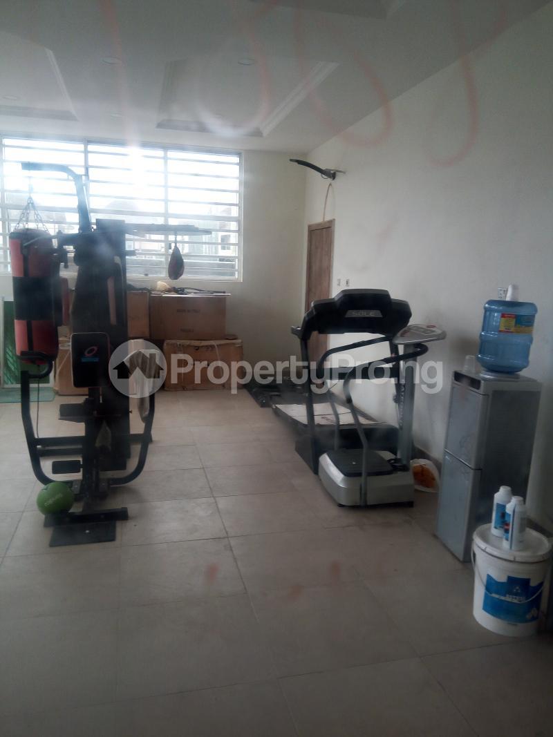 4 bedroom Semi Detached Duplex for rent Behind The New Shoprite In Sangotedo In Ajah Axis Lekki. Sangotedo Ajah Lagos - 21