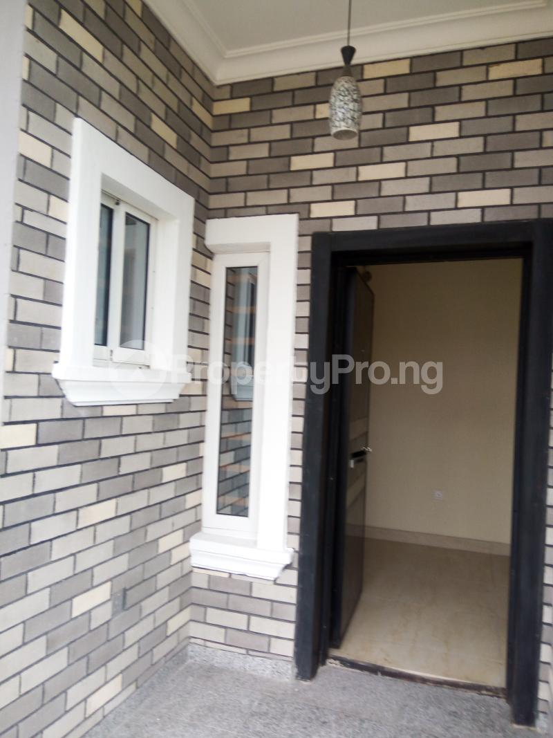 4 bedroom Semi Detached Duplex for rent Behind The New Shoprite In Sangotedo In Ajah Axis Lekki. Sangotedo Ajah Lagos - 12