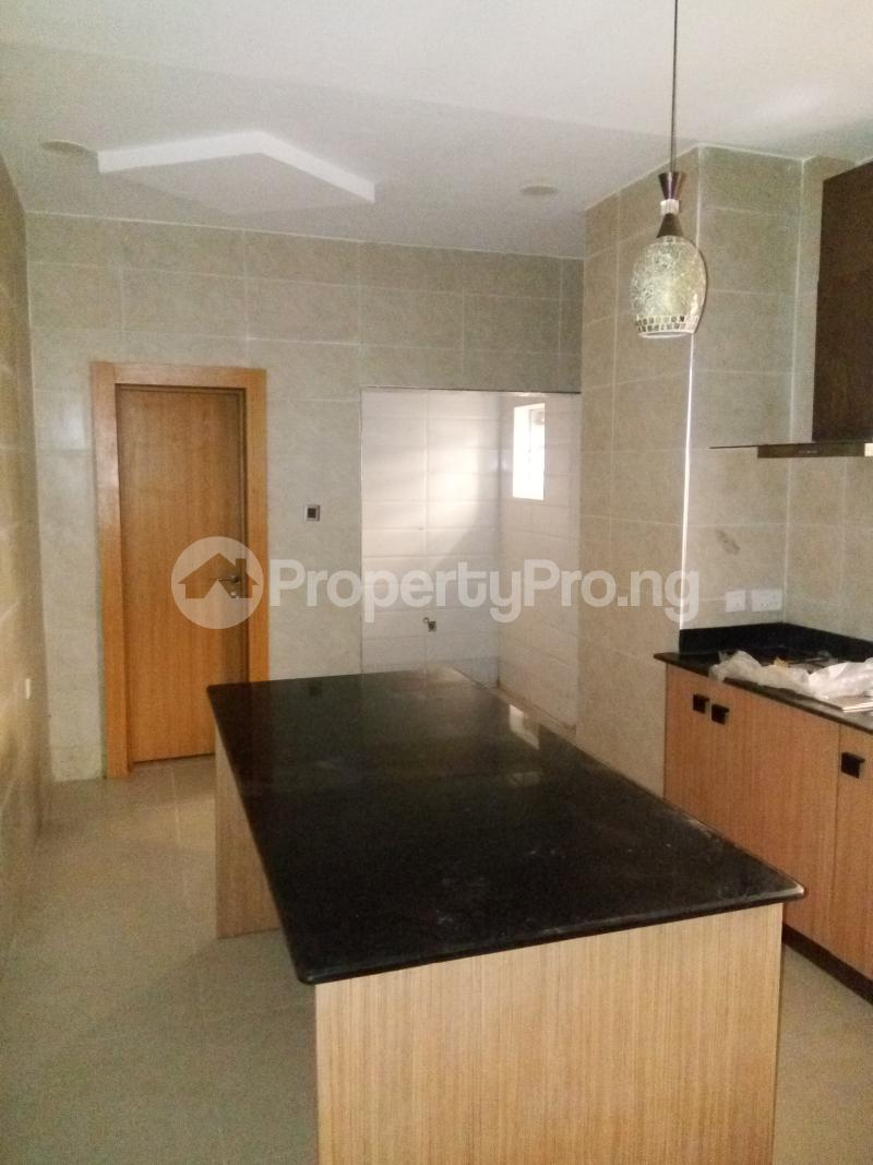 4 bedroom Semi Detached Duplex for rent Behind The New Shoprite In Sangotedo In Ajah Axis Lekki. Sangotedo Ajah Lagos - 2