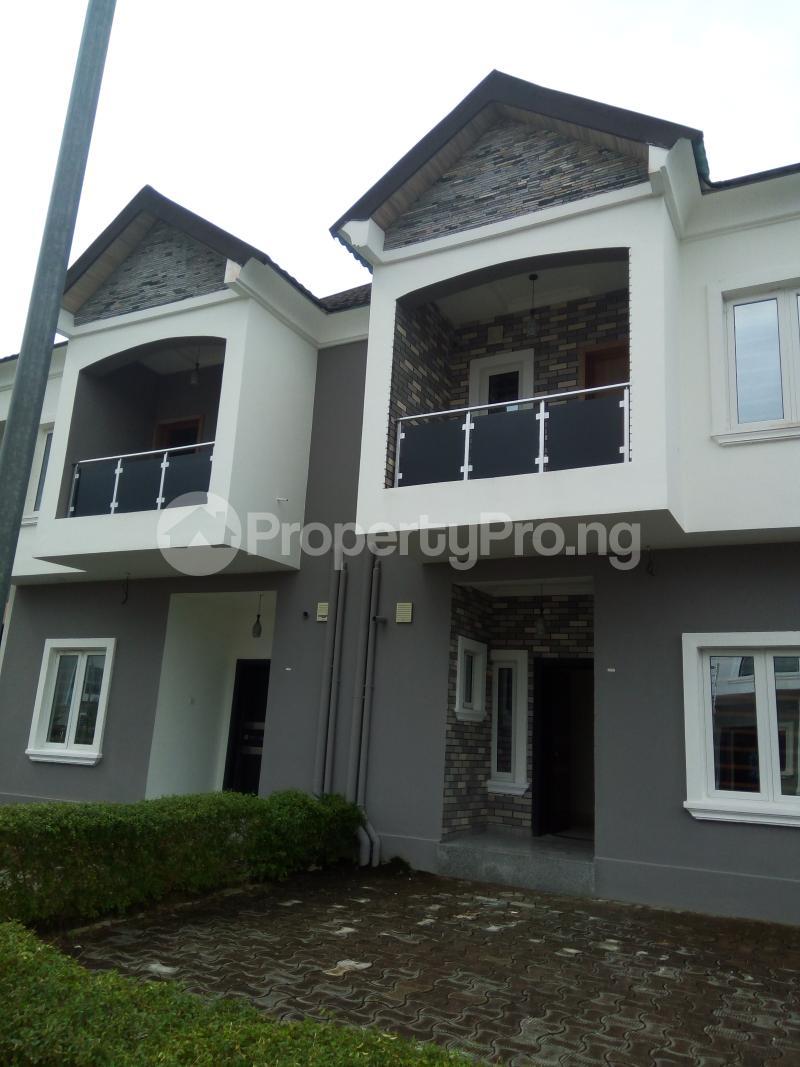 4 bedroom Semi Detached Duplex for rent Behind The New Shoprite In Sangotedo In Ajah Axis Lekki. Sangotedo Ajah Lagos - 13