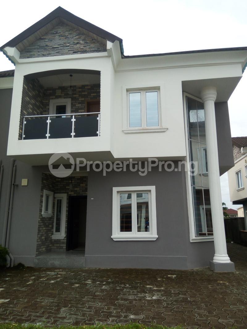 4 bedroom Semi Detached Duplex for rent Behind The New Shoprite In Sangotedo In Ajah Axis Lekki. Sangotedo Ajah Lagos - 14