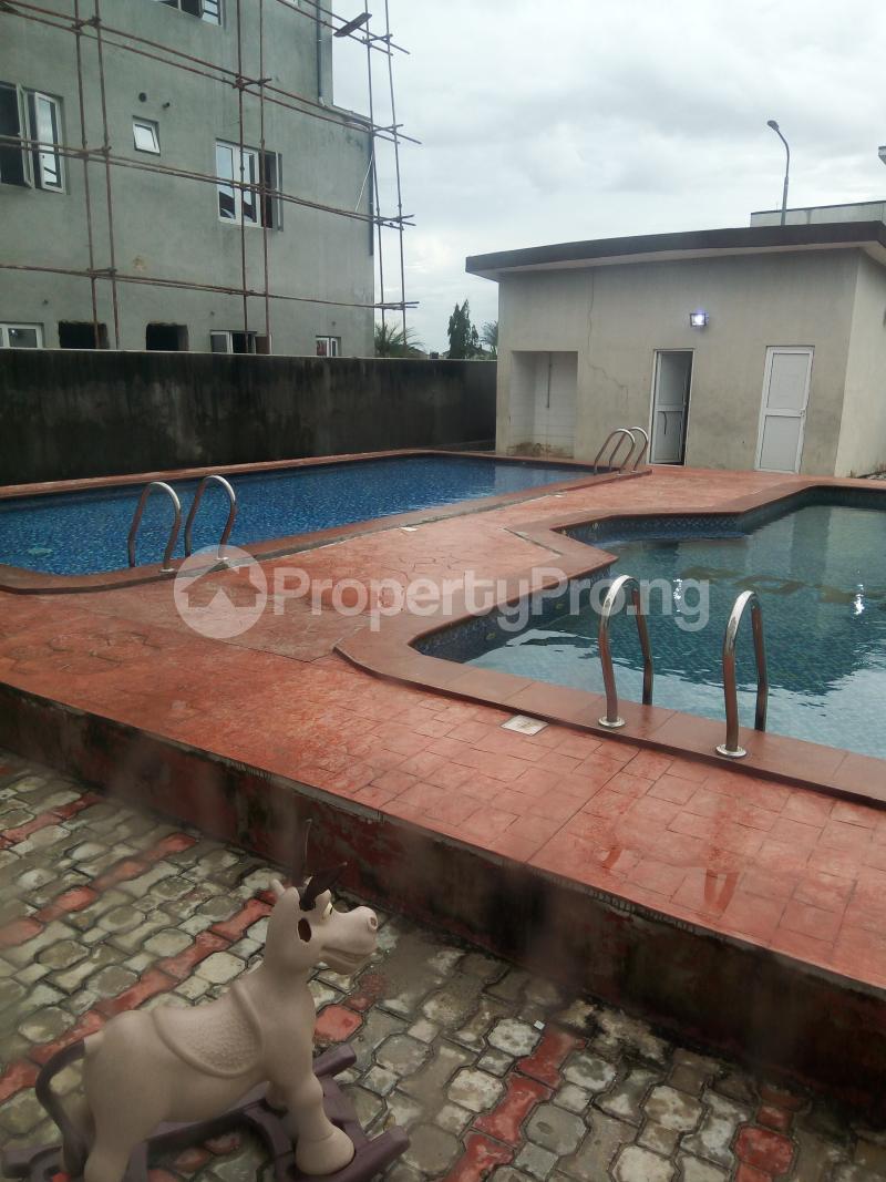 4 bedroom Semi Detached Duplex for rent Behind The New Shoprite In Sangotedo In Ajah Axis Lekki. Sangotedo Ajah Lagos - 19