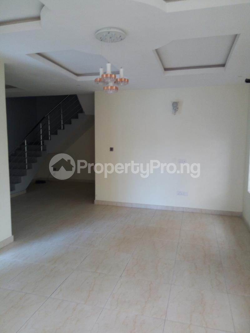 4 bedroom Semi Detached Duplex for rent Behind The New Shoprite In Sangotedo In Ajah Axis Lekki. Sangotedo Ajah Lagos - 9