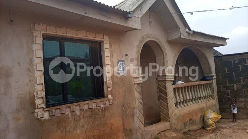 Detached Bungalow for sale Igbo Olomu Isawo Ikorodu Lagos - 2