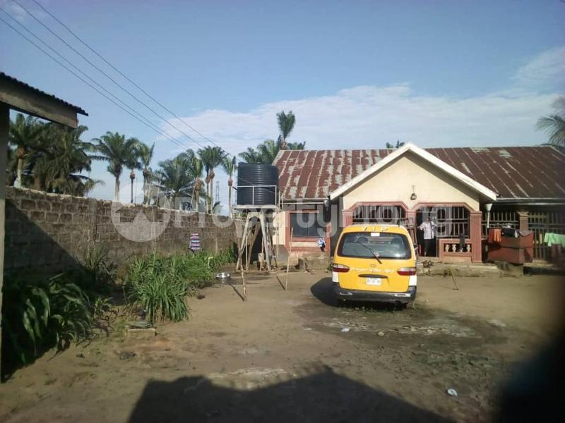 Detached Bungalow House for sale Aba Abia - 1