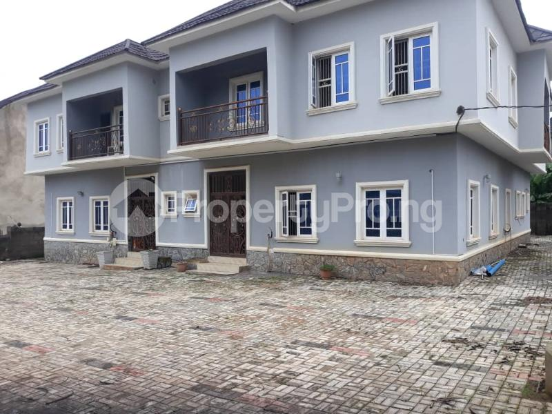 4 bedroom Semi Detached Duplex House for rent Trade more estate Lugbe Abuja - 0