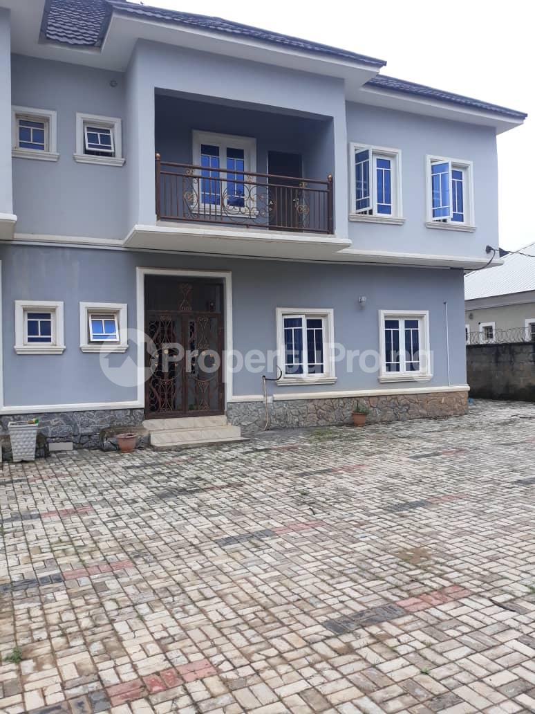 4 bedroom Semi Detached Duplex House for rent Trade more estate Lugbe Abuja - 20