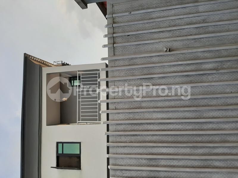 4 bedroom Semi Detached Duplex House for rent golf Lakowe Ajah Lagos - 9