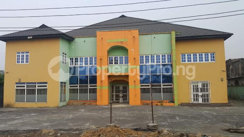 Commercial Property for sale Along Warri Patani Road, 15 Mins Drive From Pti Roundabout Patani Delta - 0