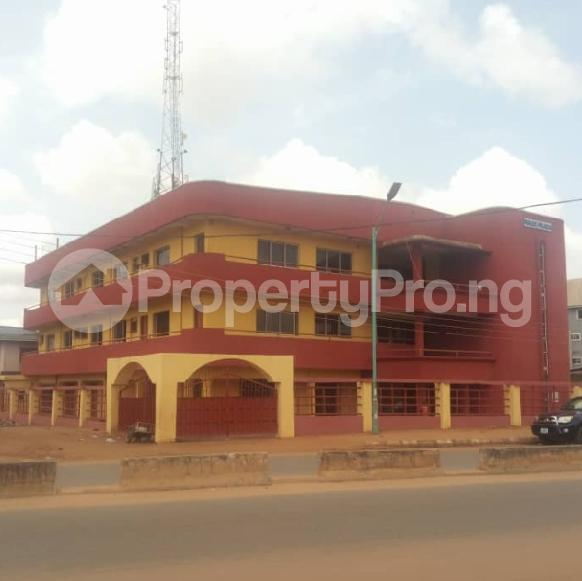 Office Space for sale Ezenei Avenue Asaba Delta - 0
