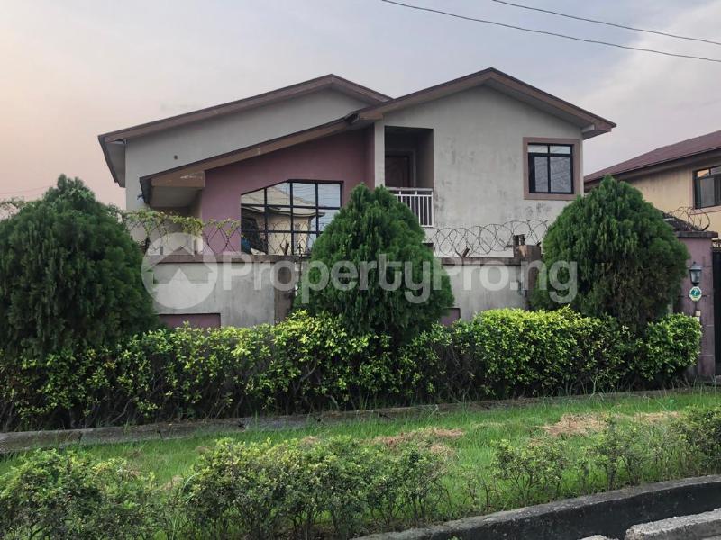 5 bedroom Detached Duplex House for sale Victory Estate Thomas estate Ajah Lagos - 2