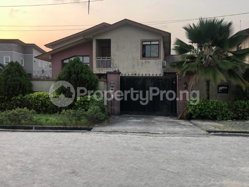 5 bedroom Detached Duplex House for sale Victory Estate Thomas estate Ajah Lagos - 1