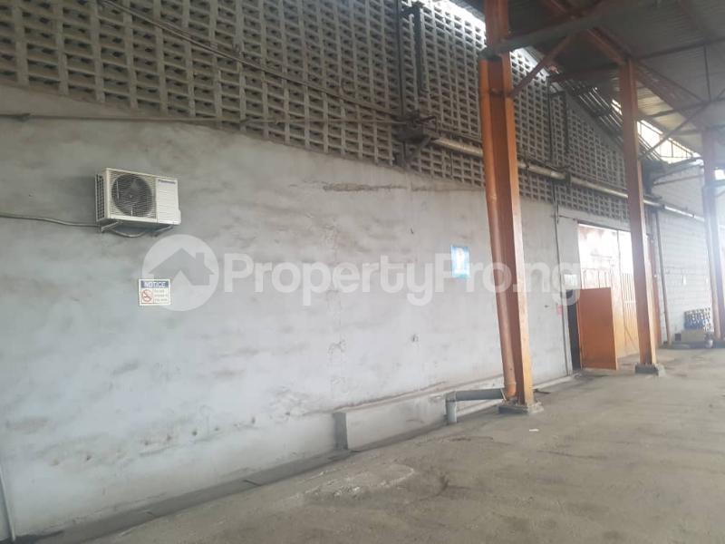 Warehouse Commercial Property for rent ... Oba Akran Ikeja Lagos - 0