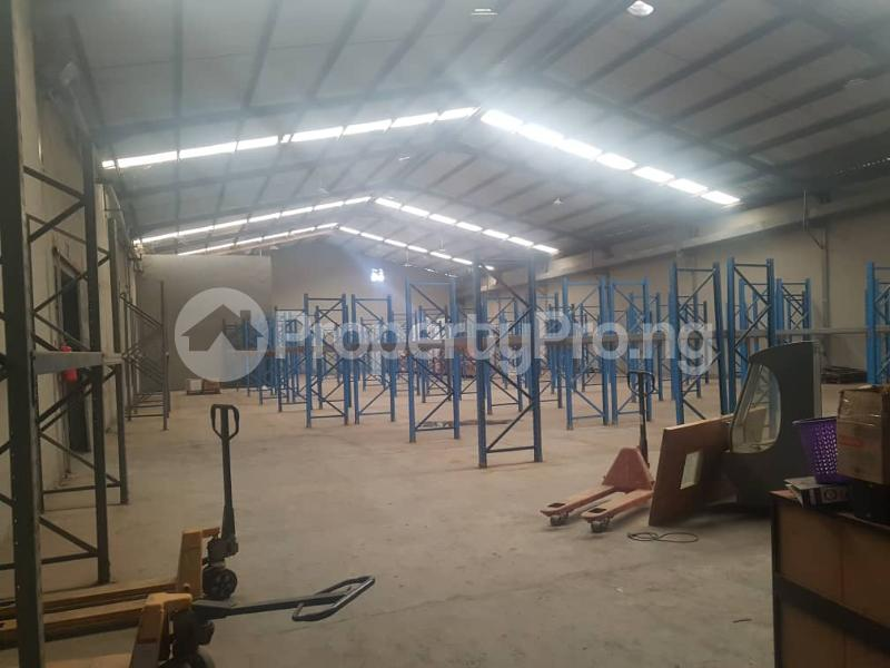 Warehouse Commercial Property for rent ... Oba Akran Ikeja Lagos - 1