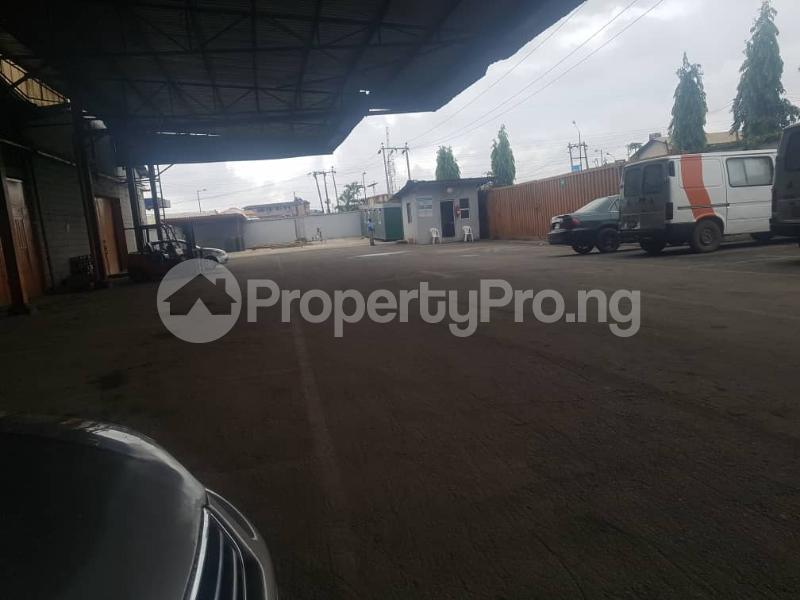 Warehouse Commercial Property for rent ... Oba Akran Ikeja Lagos - 2