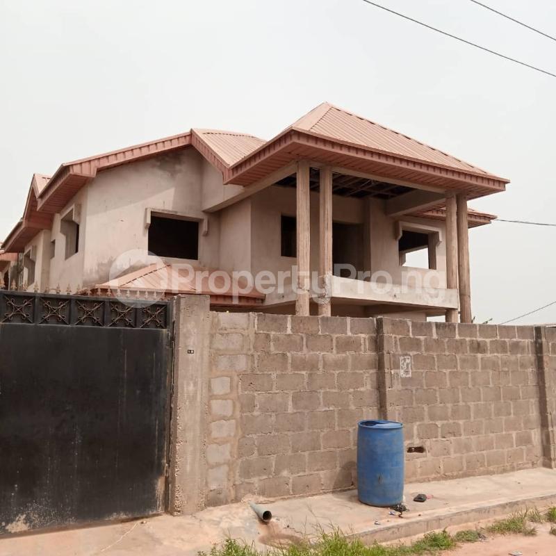 5 bedroom House for sale Afolabi Suberu Street, Off Odofin Street Igbogbo Ikorodu Lagos - 0
