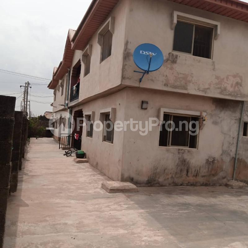5 bedroom House for sale Afolabi Suberu Street, Off Odofin Street Igbogbo Ikorodu Lagos - 1