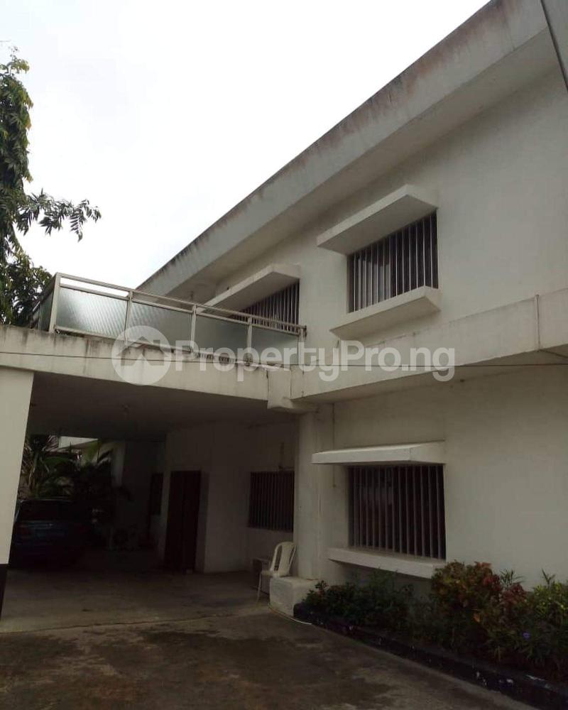 Detached Duplex House for sale Akin Ogunlewe street, Victoria Island Lagos - 1