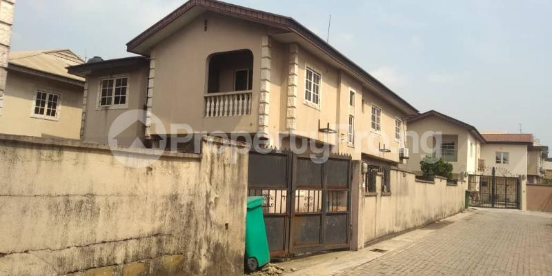 5 bedroom Detached Duplex House for sale Gbagada Lagos - 0