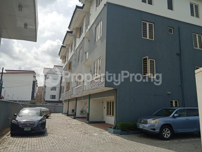 4 bedroom Terraced Duplex for rent Off Western Avenue Alaka/Iponri Surulere Lagos - 0