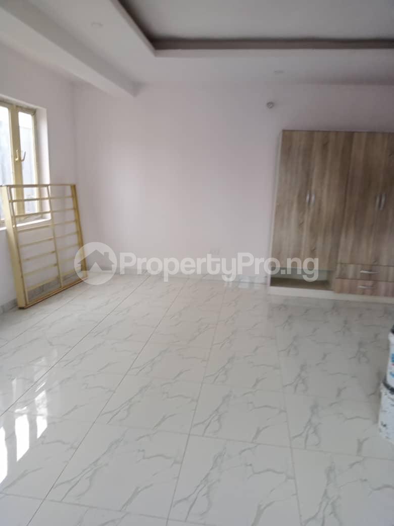 4 bedroom Terraced Duplex for rent Off Western Avenue Alaka/Iponri Surulere Lagos - 1