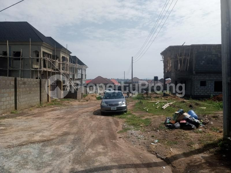 Land for sale Located opposite living faith church Lugbe Abuja - 1