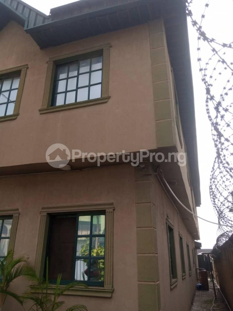 4 bedroom Detached Duplex for sale Labak Estate Oko oba Agege Lagos - 4