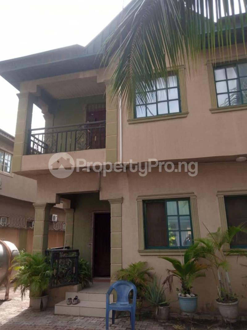 4 bedroom Detached Duplex for sale Labak Estate Oko oba Agege Lagos - 1