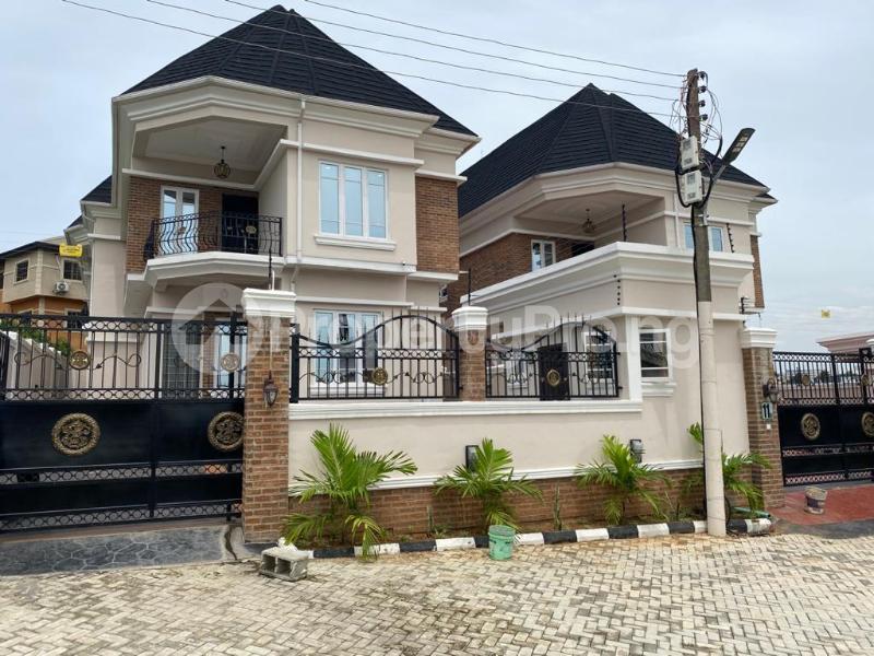 5 bedroom Detached Duplex House for rent Magodo GRA Phase 2 Kosofe/Ikosi Lagos - 4