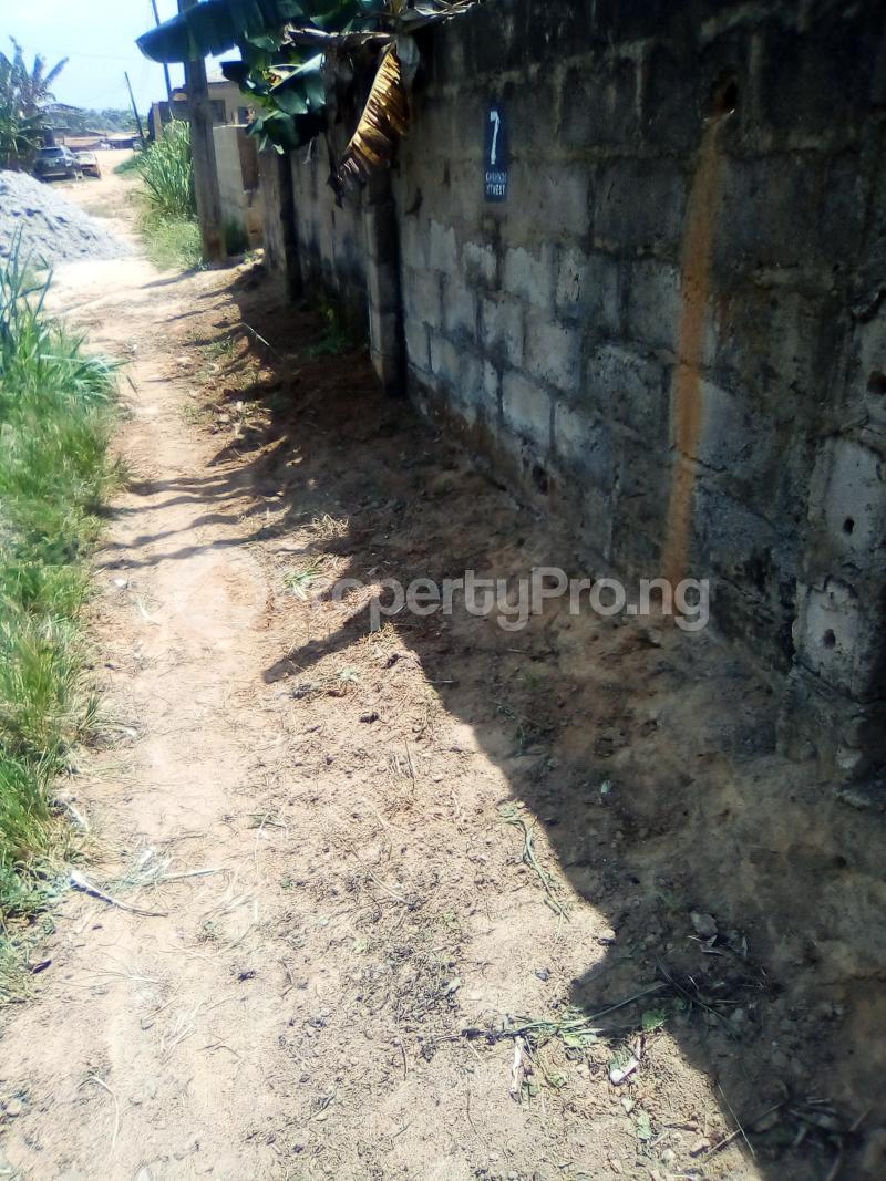 Residential Land for sale Church Street Igbo Olomu Junction Ikorodu Isawo Ikorodu Lagos - 0