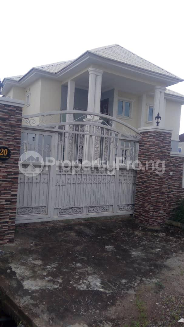 4 bedroom Detached Duplex House for sale  NNPC Estate, Lugbe Abuja - 11