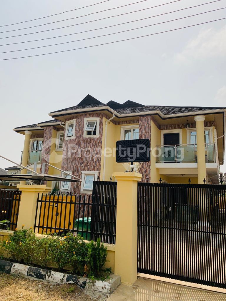 5 bedroom Detached Duplex House for shortlet Diamond Estate Monastery road Sangotedo Lagos - 1