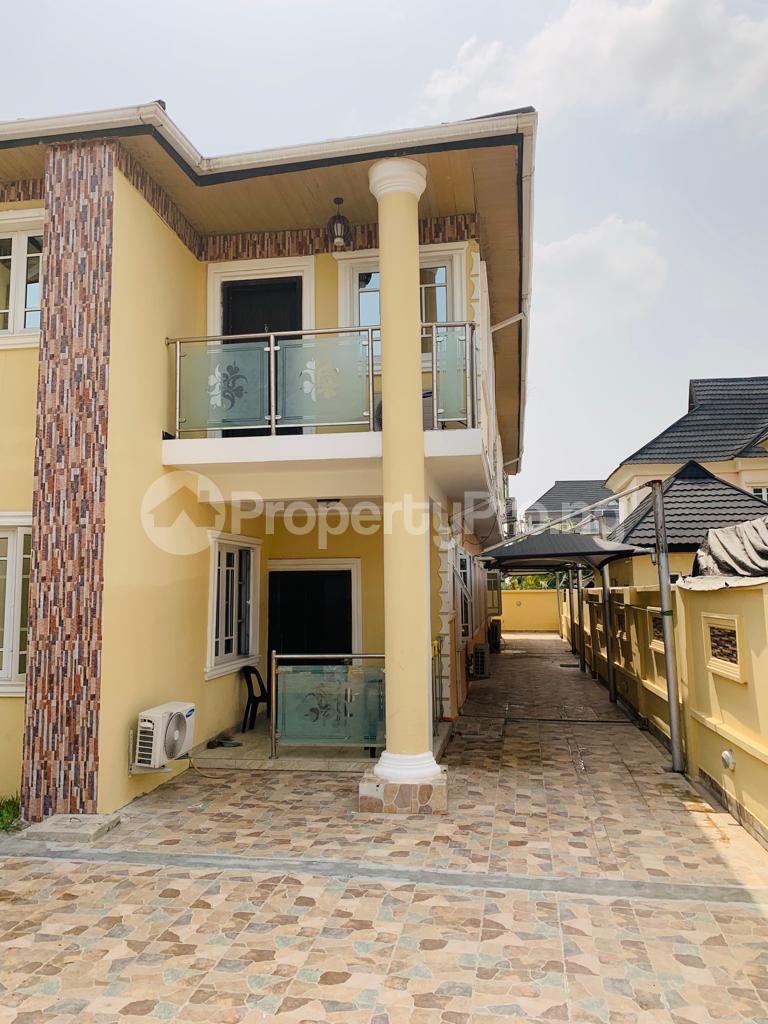 5 bedroom Detached Duplex House for shortlet Diamond Estate Monastery road Sangotedo Lagos - 3
