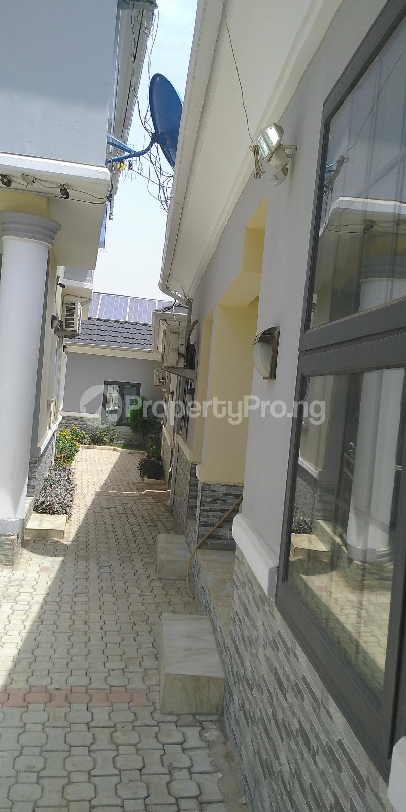 4 bedroom Detached Duplex House for rent Aldenco Estate Galadinmawa Abuja - 17