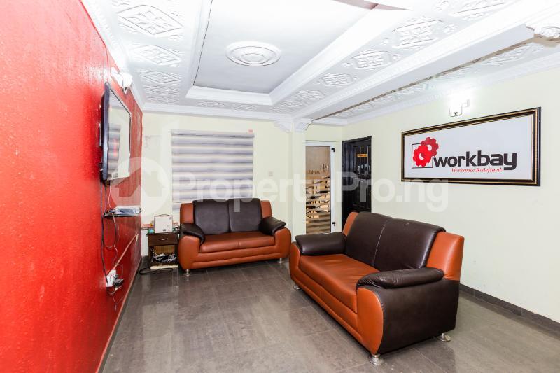 Private Office for shortlet Olukoleosho Street. Obafemi Awolowo Way Ikeja Lagos - 2
