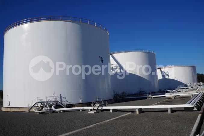 Tank Farm for sale Igegun Satellite Town Apapa Lagos - 0