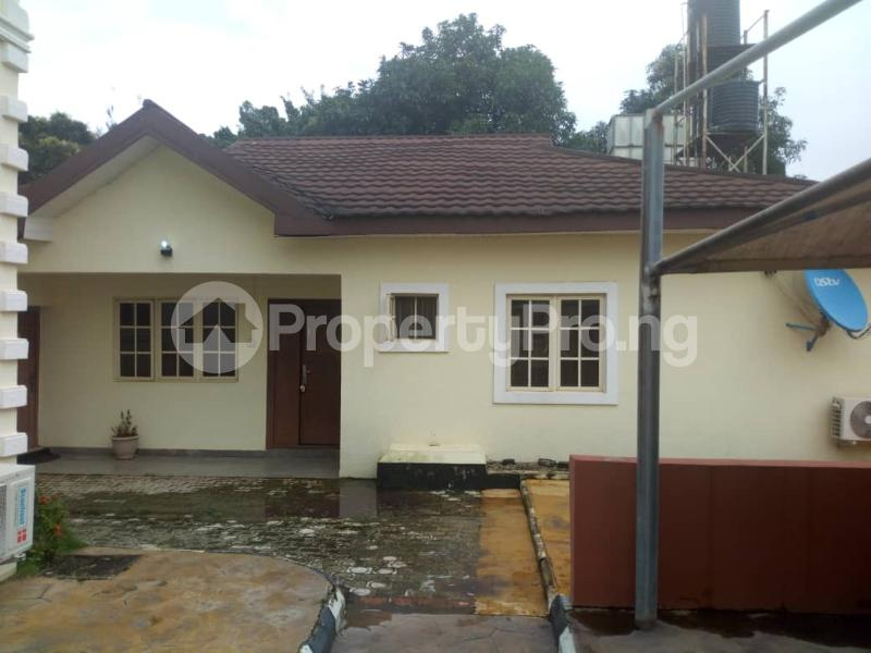 2 bedroom Semi Detached Bungalow House for rent Asokoro Abuja - 0