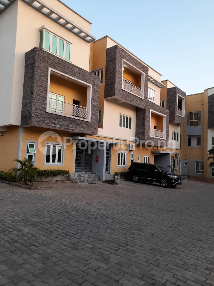 4 bedroom Terraced Duplex House for rent Orrix Gold Apartment Guzape Abuja - 6
