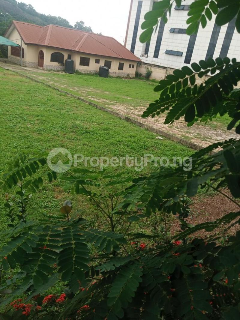 Commercial Land for sale By Aya Asokoro Asokoro Abuja - 0