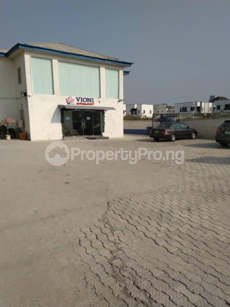 Office Space Commercial Property for rent Directly along Orchid hotel road, Ikota Lekki Lagos - 13