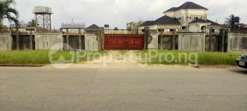 Residential Land for sale Osongama Estate, Uyo, Akwa Ibom State. Uyo Akwa Ibom - 1